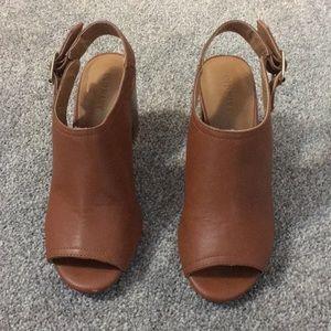 Old navy block heel